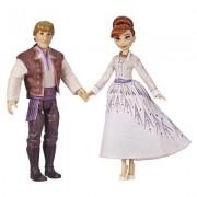 Disney Frost 2, Anna & Kristoffer dockor, 2-pack