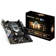 Tarjeta Madre Biostar micro ATX HI-FI B150S1 D4, S-1151, Intel B150, USB 2.0/3.0, 32GB DDR4, para Intel