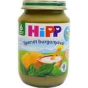 Hipp bébiétel, spenót burgonyával 190 g