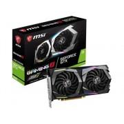 MSI Tarjeta Gráfica MSI GeForce GTX 1660 Gaming X (NVIDIA - 6 GB DDR5)