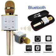 Shhira Wireless Karaoke Mic Microphone with portable Bluetooth Speaker