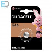 Duracell Lithium CR1620 3V NEW BL1