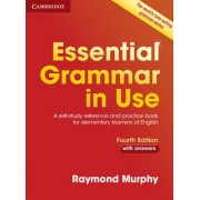 Essential Grammar in Use with Answers: A Self-Study Reference and Practice Book for Elementary Learners of English, Paperback