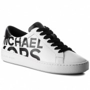 Сникърси MICHAEL MICHAEL KORS - Irving Lace Up 43T8IRFS1L Opticwht/Blk