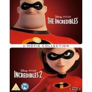 Disney Pack Los Increíbles 1 y 2