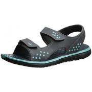 Puma Men's Faas sandal Ind. Turbulence and Pool Green Athletic & Outdoor Sandals - 8 UK/India (42 EU)
