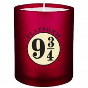 Insight Editions Harry Potter Glass Candle - Platform 9 3/4