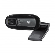 Camara Web Logitech C170 USB Con Microfono 5 Mpx-Negro