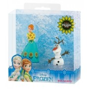 Set Frozen Fever Anna+Olaf