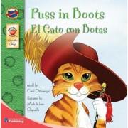 Puss in Boots/El Gato Con Botas, Paperback