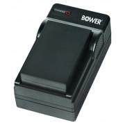 Bower - Battery Charger for Nikon EN-EL23 - Black