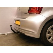 ATTELAGE Volkswagen Polo hayon BlueMotion 2010- - RDSO demontable sans outil - BRINK-THULE attache remorque