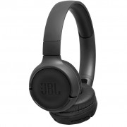 Casti audio On-Ear JBL Tune 500, Wireless, Bluetooth, Pure Bass Sound, Hands-free Call, 16H, Black