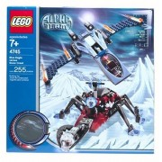 Lego Stories & Themes Alpha Team: Blue Eagle vs. Snow Crawler (4745)