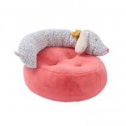 Noukie's Sofa Amy en Veloudoux - Amy&Zoé; ROSE Noukie's