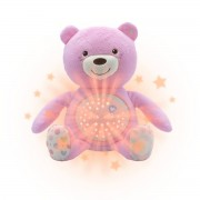 Chicco Ursinho projetor Baby Bear, cor-de-rosarosa- TAMANHO ÚNICO