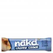 Nakd Cashew Cookie Gluten Free Bar - 1Bar