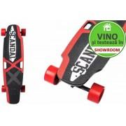 Skateboard Electric Pegas SCNDL-P-L2D-R (Negru/Rosu)