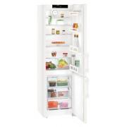 Combina frigorifica Liebherr CN 4005, 356 L, No Frost, Display, Control touch, Alarma usa, H 201.1 cm, A++, Alb
