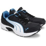 Puma Axis IV XT DP Men Running Shoes For Men(Black, Blue, White)