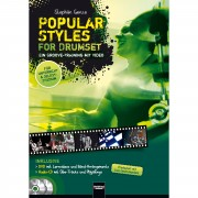 Helbling Verlag Popular Styles For Drumset 1