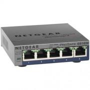 NETGEAR 5xGb Plus Switch,web monit.GS105E
