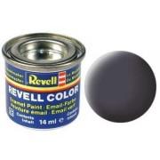 Revell Email Color - 32174: mat capete negru (gri mat-Gunship USAF)