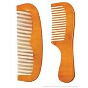 Wooden comb 2pcs DDH-1315