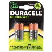 Baterija Duracell R3 AAA 750mAh B4