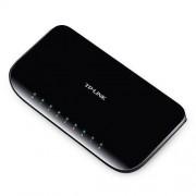 TP-LINK (TL-SG1008D V8) 8-Port Gigabit Unmanaged Desktop Switch, Pl...