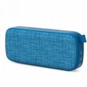 Тонколона Energy Fabric Box 3+ Trend, 2.0, Bluetooth до 9 часа време за работа, синя,микрофон, TWS, BT v5.0, 6W, FM, MP3, 44651