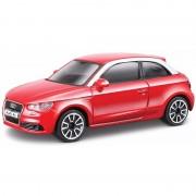 Model auto Audi A1 rood 1:43