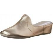 Daniel Green Zapatos Glamour para Mujer, Pewter, 12 W US