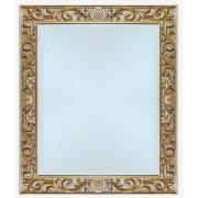Spiegel in Blatt quadratisch