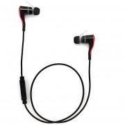Audifonos Headphone V5 Bluetooth-Rojo.