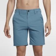 Walkshort Hurley Dri-FIT Chino 48,5 cm pour Homme - Bleu