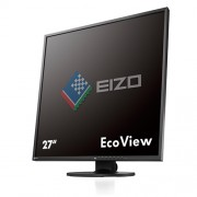 "Eizo Flex Scan EV2730Q, IPS, 26.5"", Clacsic, DVI-D, Display Port,"
