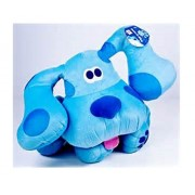 Blues Clues Pose-A-Blue Jumbo Big Plush