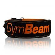 GymBeam Fitness remen Jay black - orange XL