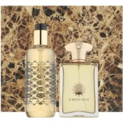 Amouage Gold lote de regalo I. eau de parfum 100 ml + gel de ducha 300 ml