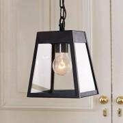 LOBERON Hanglamp Lupe / zwart