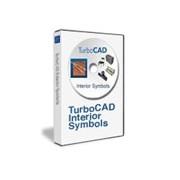 TurboCAD 3D Interior Symbols Pack English