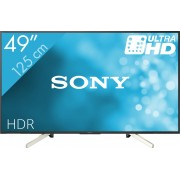 Sony KD-49XF7596 - 4K tv