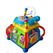 Pororo Toys/ New Pororo EQ.IQ Play Box/Kids Play Box/Baby Learning Toys Driving Plays