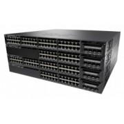 Switch Cisco Gigabit Ethernet Catalyst 3650-48TS-L, 48 Puertos 10/100/1000 Mbps + 2 Puertos SFP, 176 Gbit/s, 32000 Entradas - Gestionado
