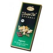Ciocolată bio LIEBHART'S Amore Bio cu ghimbir, 55% cacao
