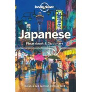 Woordenboek Phrasebook & Dictionary Japanese – Japans | Lonely Planet