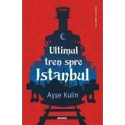 Ultimul tren spre Istanbul - Ayse Kulin - PRECOMANDA
