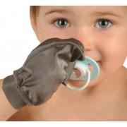 Padycare Rękawiczki niemowlęce lecznicze na azs PADYCARE pokryte w 100% srebrem, 2szt. w opk.