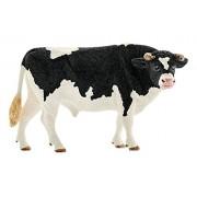 Schleich North America Holstein Bull Toy Figure